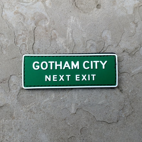Gotham City Next Exit Morale Patch
