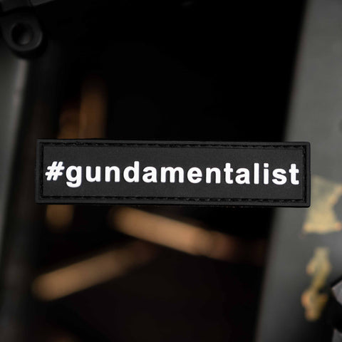 Gundamentalist Patch