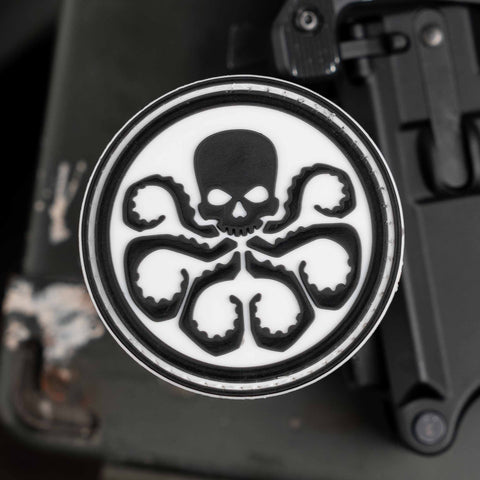 Hydra Avengers Patch