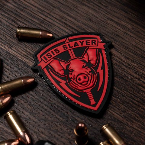 Isis Slayer Morale Patch