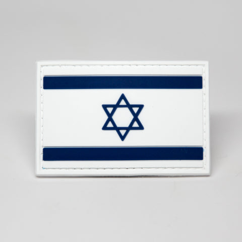 Israel Flag Patch