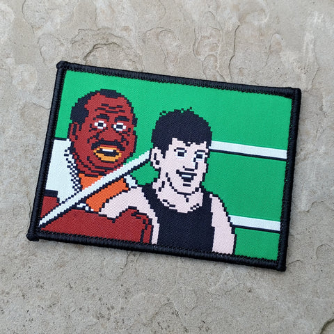 Little Mac Punchout Patch