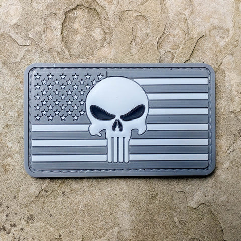 Punisher US Flag Subdued