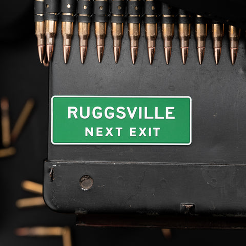 Ruggsville Next Exit Patch