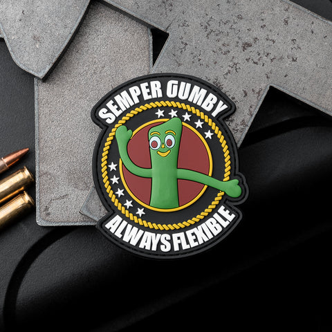 Semper Gumby Patch