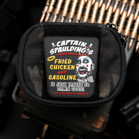 Captain Spaulding's Fried Chicken and Gasoline Patch