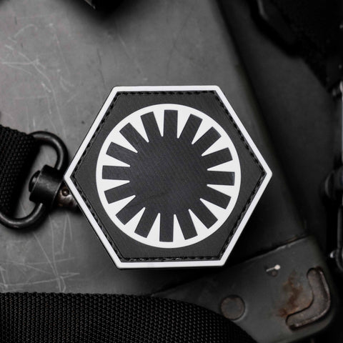 Star Wars First Order PVC Patch