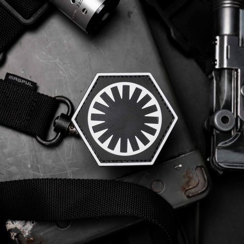 Star Wars First Order Patch