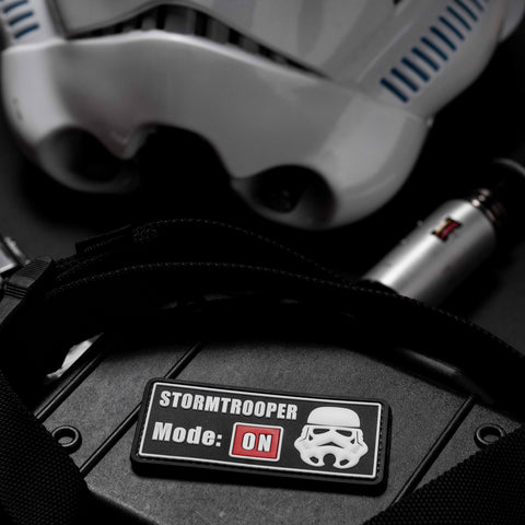 Stormtrooper Mode On Patch