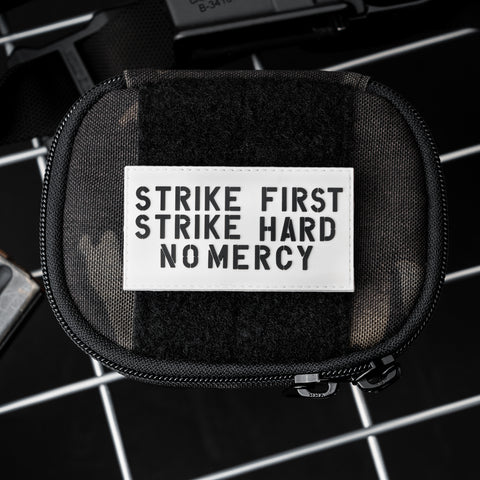 Strike First Strike Hard No Mercy Patch