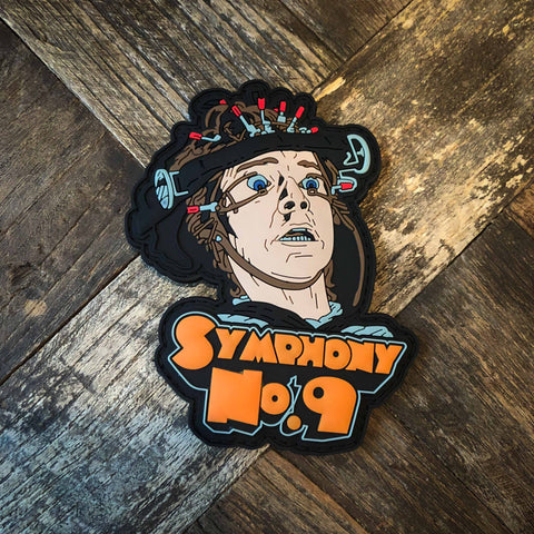 A Clockwork Orange Patch