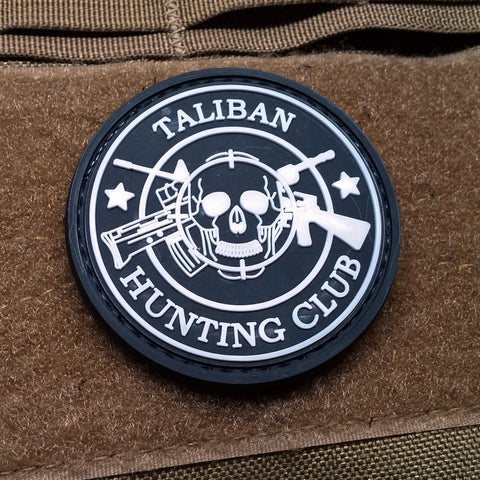 Taliban Hunting Club Original Morale Patch