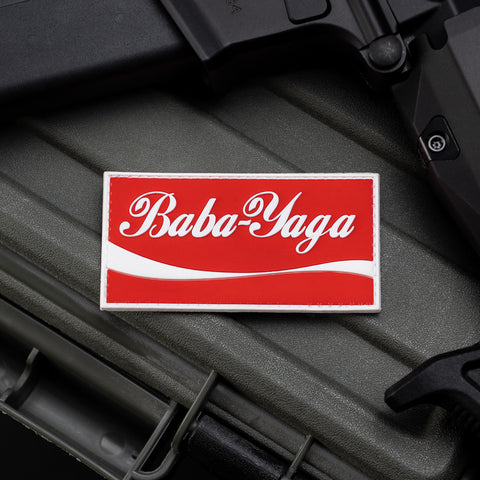 Baba Yaga Cola Patch