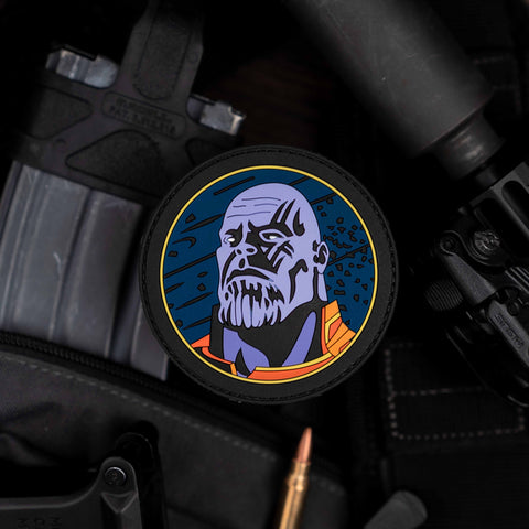 Thanos Avengers Patch