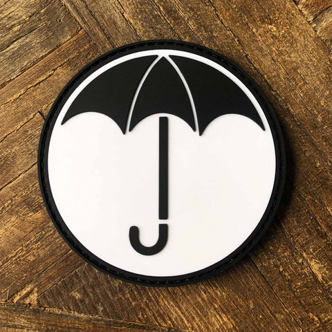 The Umbrella Academy PVC Morale Patch