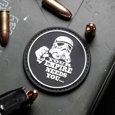Your Empire Needs You Patch