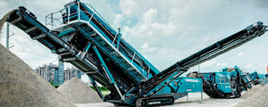 powerscreen españa walkia