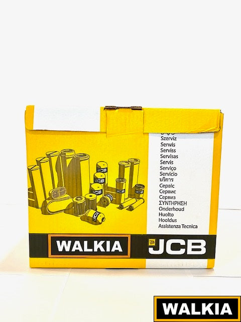 1U. Kit Filtros 2000 horas JCB 3CX antiguas con motor PERKINS