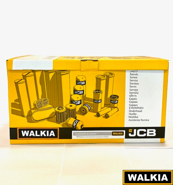 1D. Kit Filtros 2000 horas JCB 3CX con motor Tier 4i y 4F 75hp