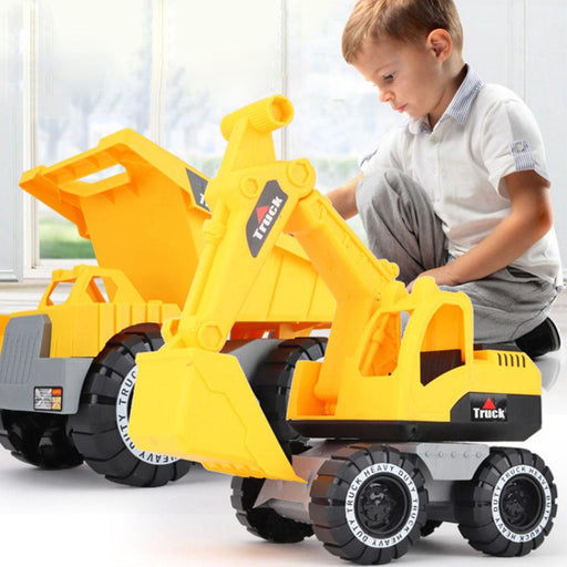 Baby Classic Simulation Engineering Car Toy Excavator