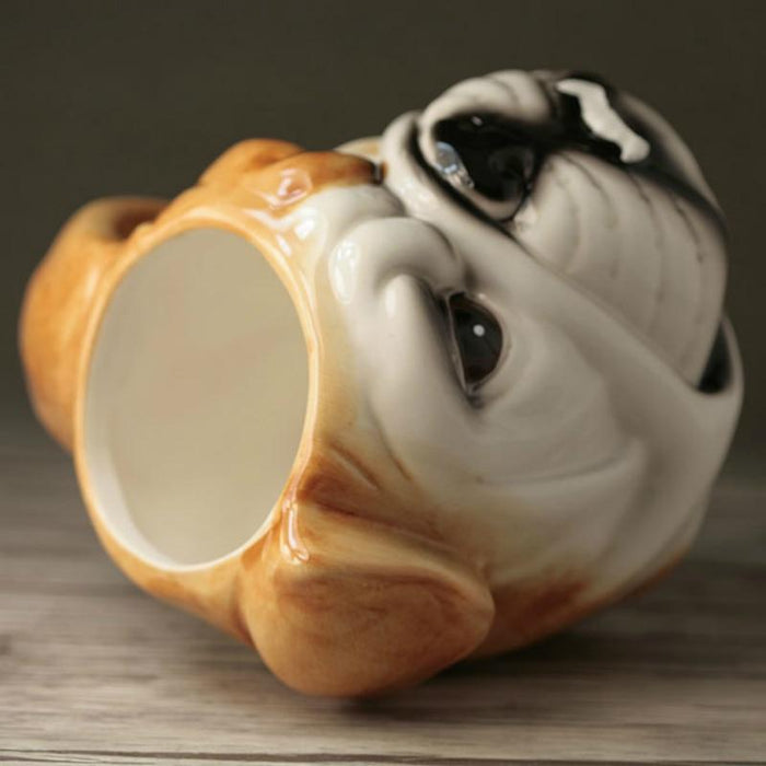 200ml 3D Stereo Animal Coffee Cup Cute Bulldog
