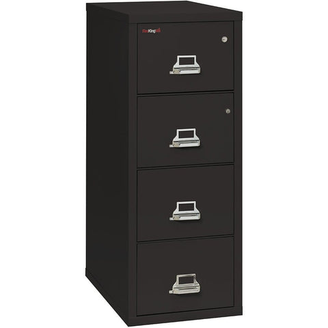 Fire King 4 Drawer Safe-In-A-File Fireproof Cabinet 4-2131-C