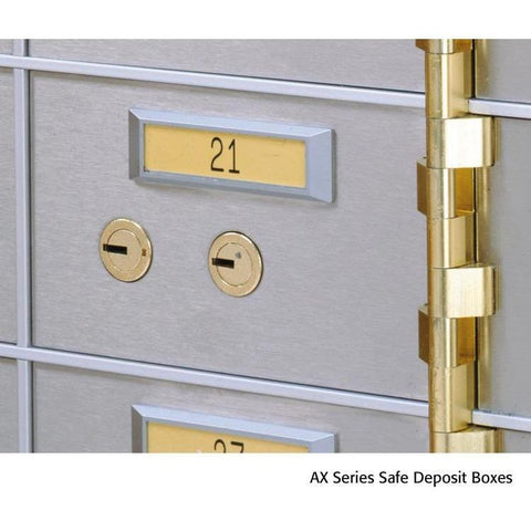 Socal Safe Bridgeman SDX/SDXN Series Modular Safe Deposit Box SDX-30