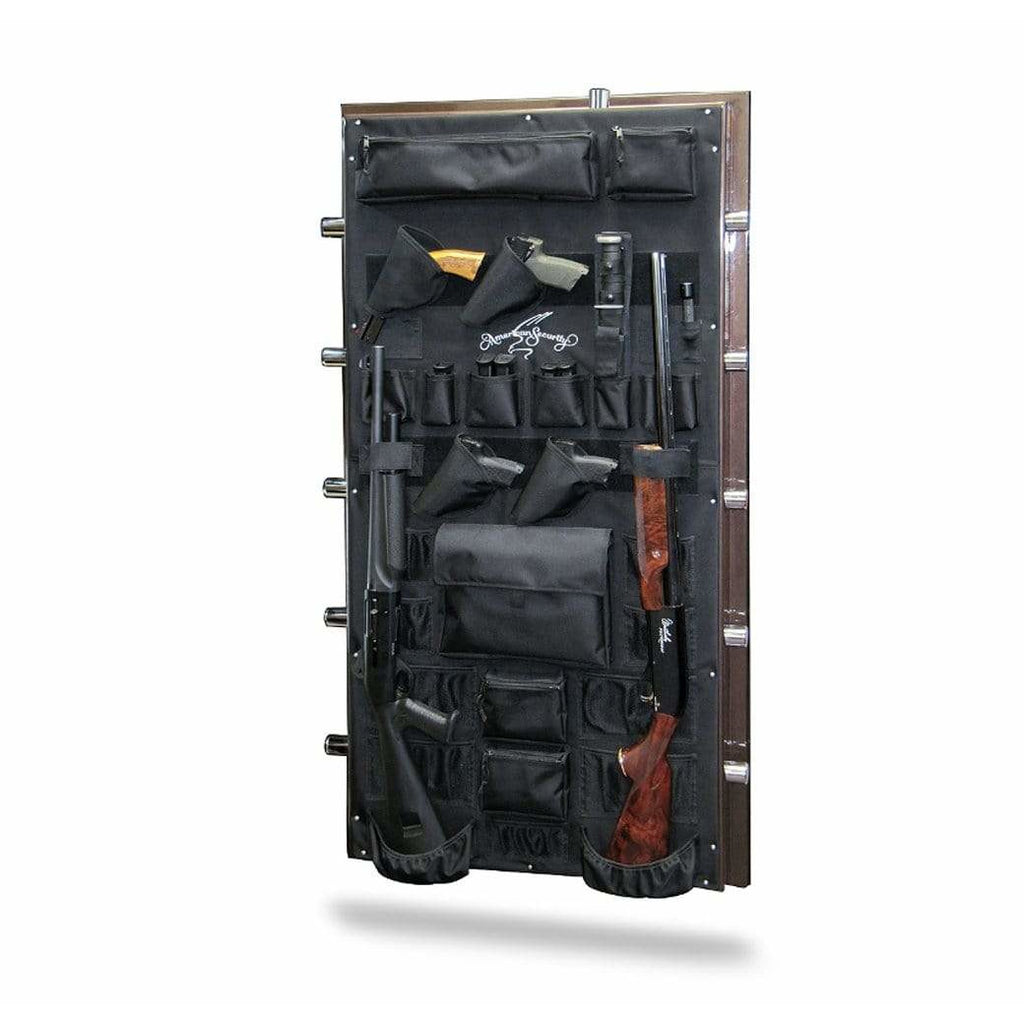 "Amsec 58.125"" x 32"" x 19"" High Security Burglary and Fire Resistant Gun Safe BFII6636"
