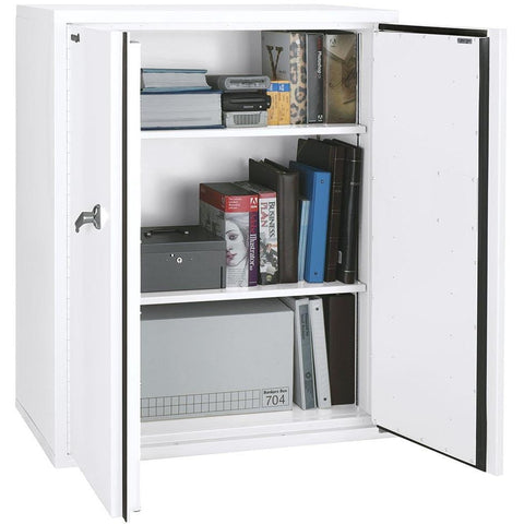 "Fire King 44"" Fire Rated Storage Cabinet with Adjustable Shelves CF4436-D"