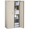 "Image of Fire King 72"" Fire Rated Storage Cabinet with Adjustable Shelves CF7236-D"