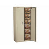 "Image of Fire King 72"" Storage Fireproof File Cabinet with End Tab Filing CF7236-MD"