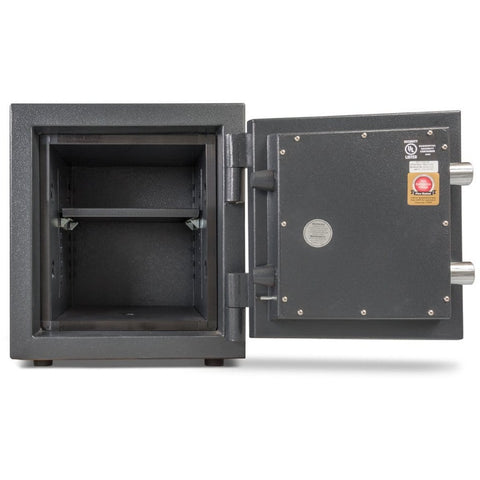 "Amsec 14"" x 12.5"" x 12.2"" Burglary and fire Resistant Home Safe CSC1413"