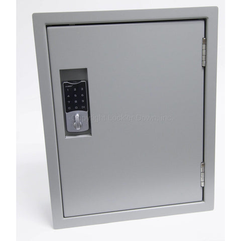 "Locker Down USA 12 Gauge 18"" Wall Gun Safe LD5000 ELK"