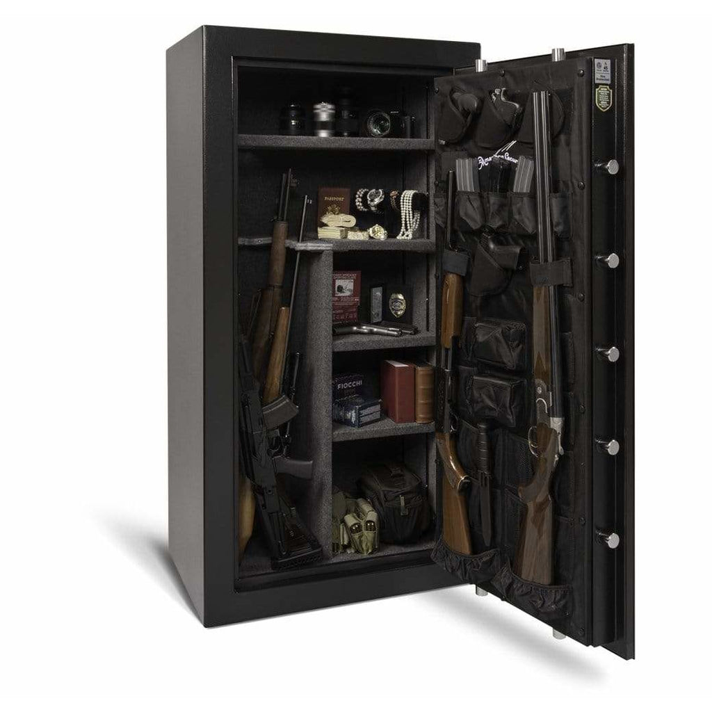 "Amsec 60 Minute Fire 54.5"" x 26.5"" x 14.875"" Burglary and Fire Resistant Gun Safe SF6032E5"