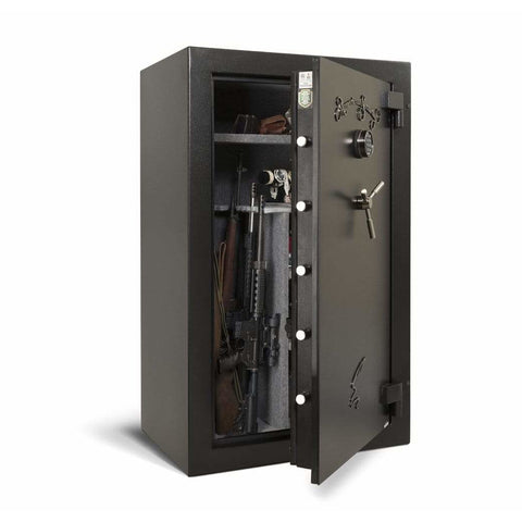 "Amsec 60 Minute Fire 54.5"" x 32.5"" x 20.125"" Burglary and Fire Resistant Gun Safe SF6036E5"