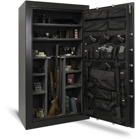 "Amsec 60 Minute Fire 67.5"" x 36.5"" x 20"" Burglary and Fire Resistant Gun Safe SF7240E5"