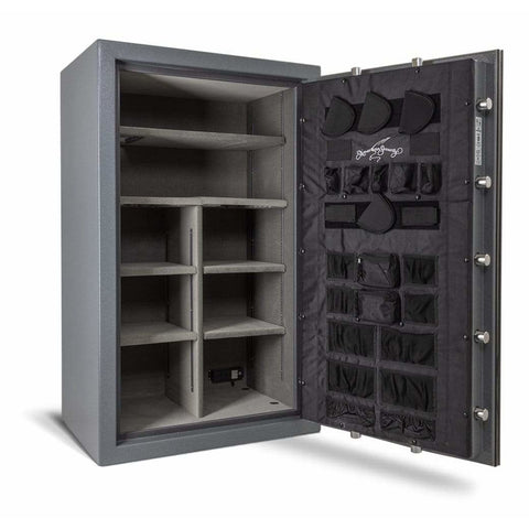 "Amsec 90 Minute Fire 53.5"" x 31.3125"" x 18.125"" Burglary and Fire Resistant Gun Safe NF6036E5"