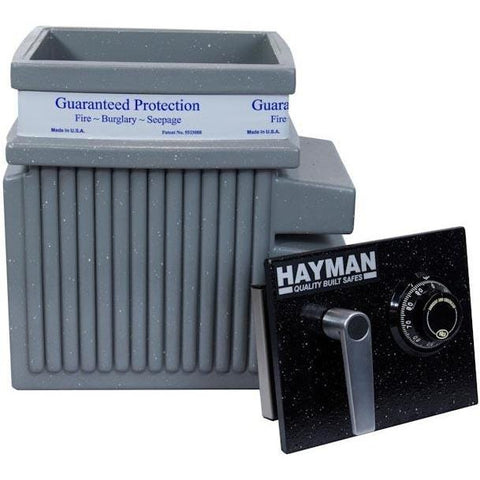Hayman Poly Body and Steel Body In-Floor Safe FS
