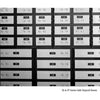 Image of Socal Safe Bridgeman SDX/SDXN Series Modular Safe Deposit Box SDX-30