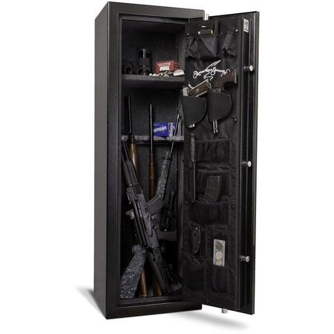 "Amsec 30 Minute Fire 52.5"" x 16"" x11"" Burglary and Fire Resistant Gun Safe TF5517E5"