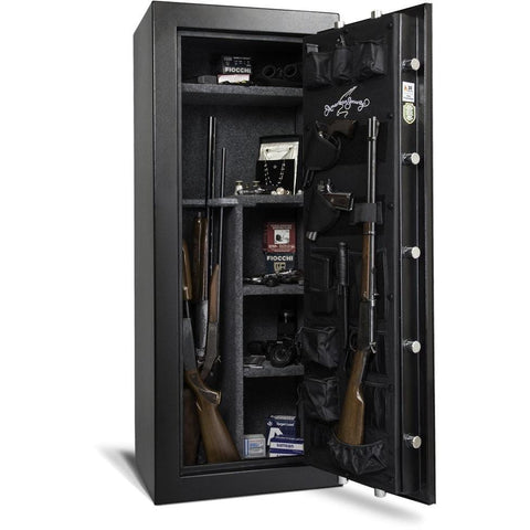 "Amsec 30 Minute Fire 56.5""H x 22""W x 12.5""D Burglary and Fire Resistant Gun Safe TF5924E5"