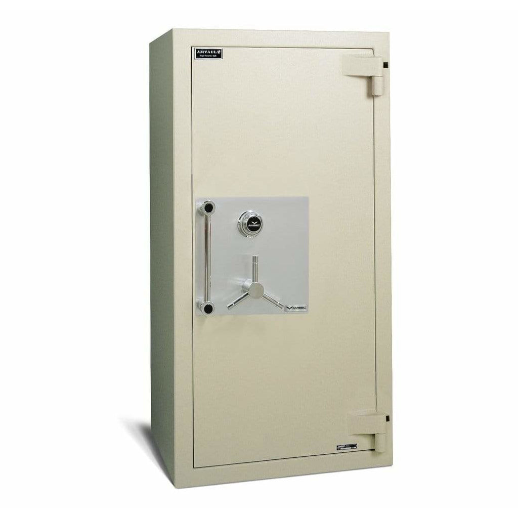 "Amsec TL-15 35"" x 24"" x 20"" Commercial Burglary and Fireproof Business Safe CE3524"