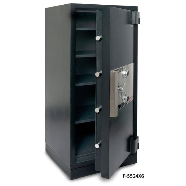 Socal Safe International Fortress TL-30X6 Burglary and Fireproof Safe FX-3524
