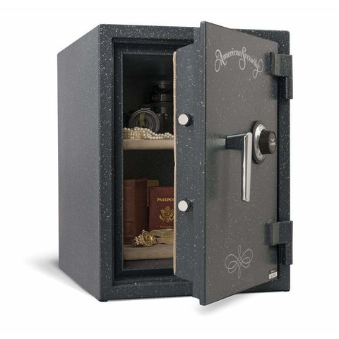 "Amsec UL Two Hour 18.5"" x 12.5"" x 17"" Burglary and Fireproof Home Safe UL1812X"