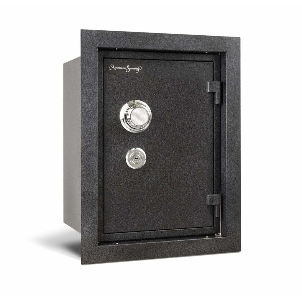 "Amsec 15.25"" x 9.75"" x 9.875"" Fireproof Wall Home Safe WFS149"