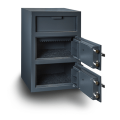 Hollon B-Rated Double Door Depository Business Safe FDD-3020CC