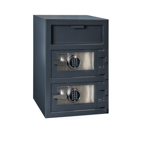 Hollon B-Rated Double Door Depository Business Safe FDD-3020EE