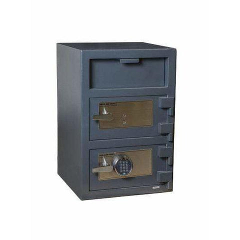 Hollon B-Rated Double Door Depository Business Safe FDD-3020EK