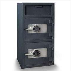 Hollon B-Rated Double Door Depository Business Safe FDD-4020CC