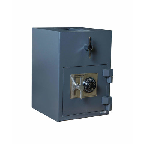 Hollon B-Rated Rotary Hopper Depository Business Safe RH-2014C